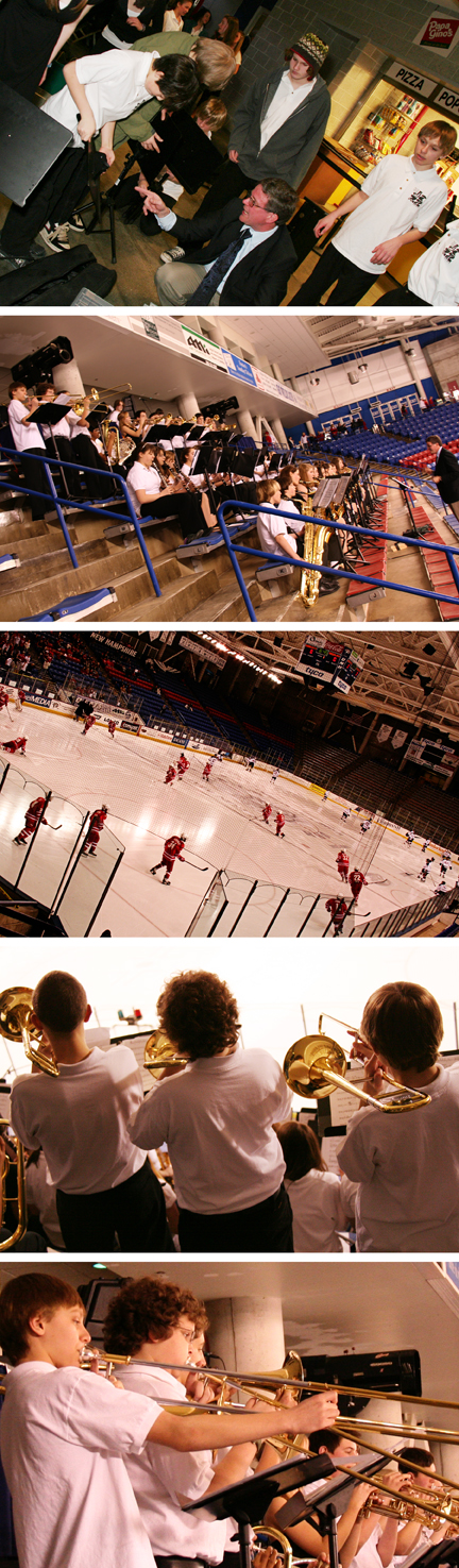 Hockeycollage