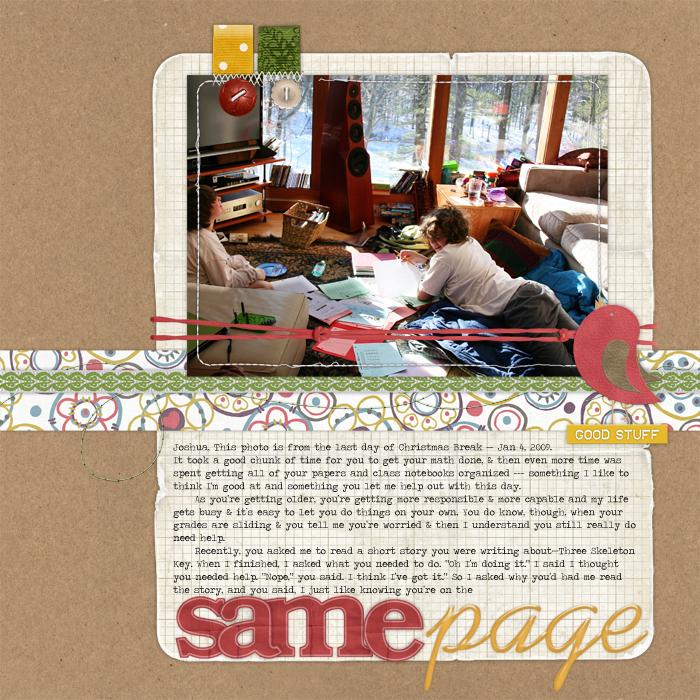 SamePageForWeb