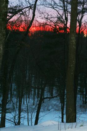 Sunsetonfeb16