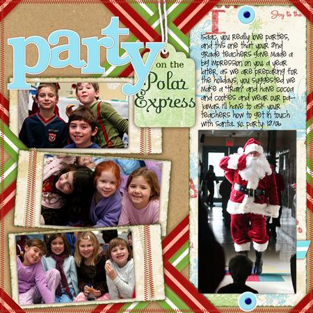Partyonthepolarexpress