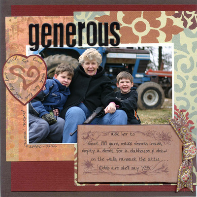 Generouswithherlove